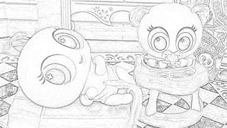 Neonate Babies coloring pages coloring.filminspector.com