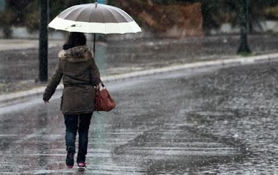 Μεταβολή του καιρού από τη Δευτέρα – Τοπικές βροχές, σημαντική πτώση της θερμοκρασίας και ενισχυμένοι άνεμοι