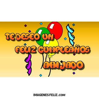Cartel Feliz Cumpleaños Ahijado para descargar gratis