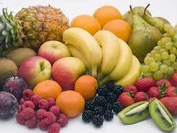 o poder medicinal da frutas