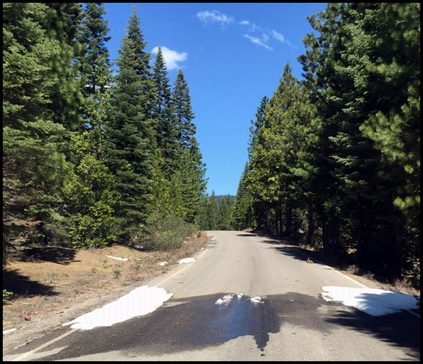 Siskiyou County Camping Pilgrim Creek Snowmobile Park And