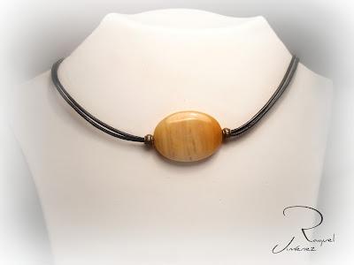 collar cuarzo