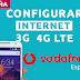 Configurar Internet APN 3G/4G LTE Vodafone España 2018