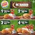Burger King - Paket BK Bukber With Kurma Mini Sundae Harga Mulai 25 Ribu