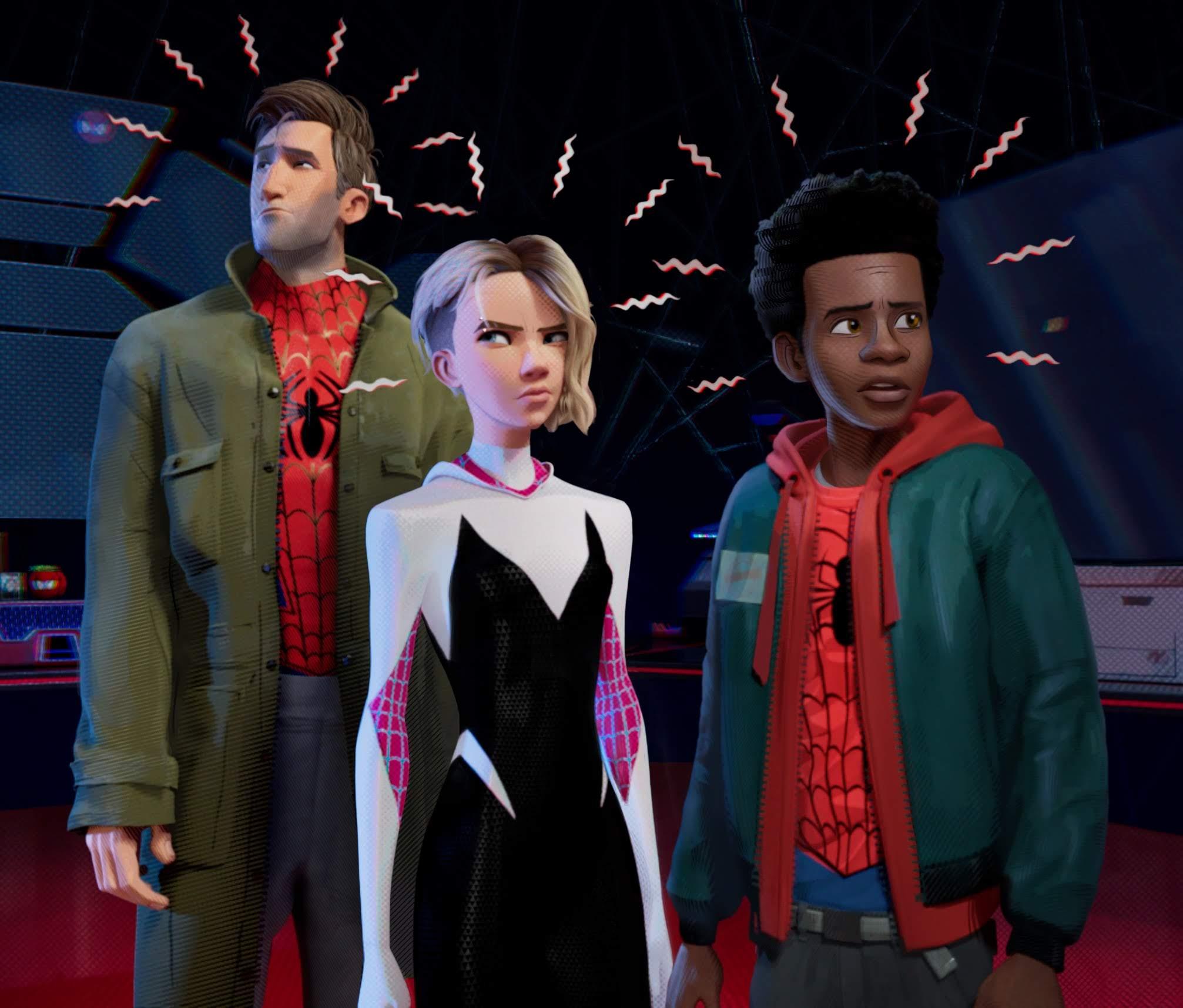 If Spider-Man: Into The Spider-Verse was an anime : もしも、オスカー受賞の「スパイダーマン : イントゥ・ザ・スパイダーバース」が、テレビ東京のアニメ・シリーズだったなら… ? ! というオープニング ! !