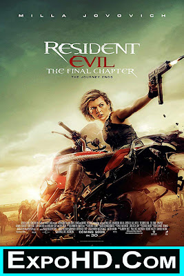 Resident Evil The Final Chapter 2016 Download Full HD [720p _ 1080p ] Watch Online