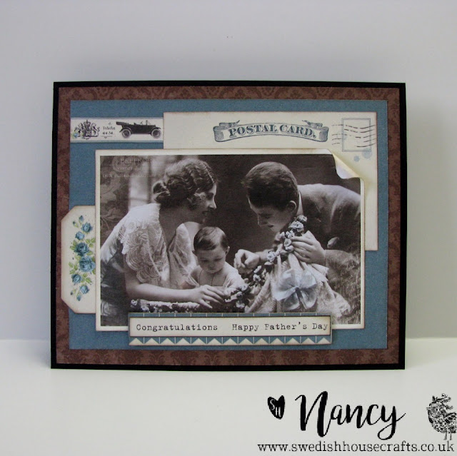 Happy Father's Day with Pion Papers | By Nancy
