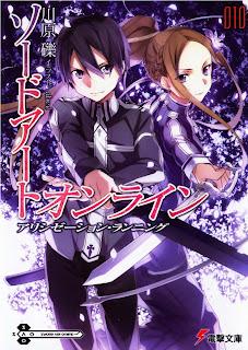 Download Sword Art Online Volume 10 – Alicization Running