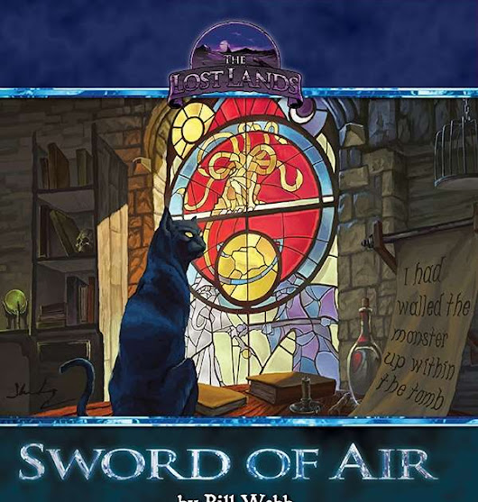 RPGNow Deal of the Day - Sword of Air (Swords & Wizardry)