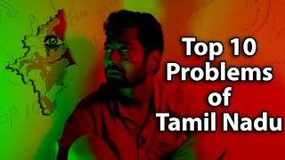 TOP 10 Problems of Tamil Nadu | Ft. Varun | Countdown | Madras Central