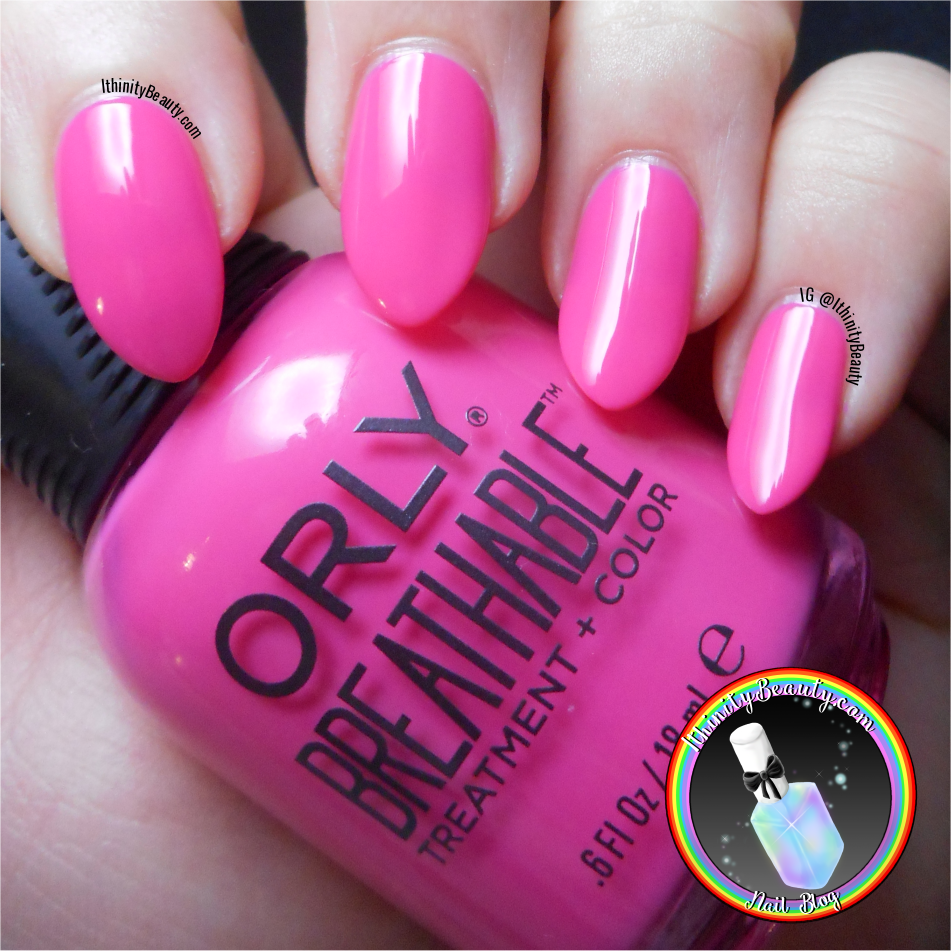 ORLY Breathable Review - Part 2 | IthinityBeauty.com Nail Art Blog