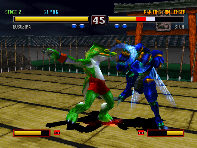 Game Bloody Roar 2 PS 1 EPSXE PC Dan Android
