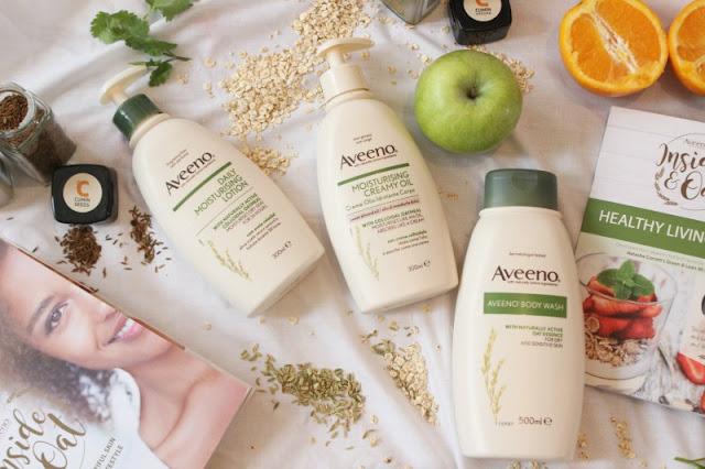 Aveeno Inside and Oat Challenge