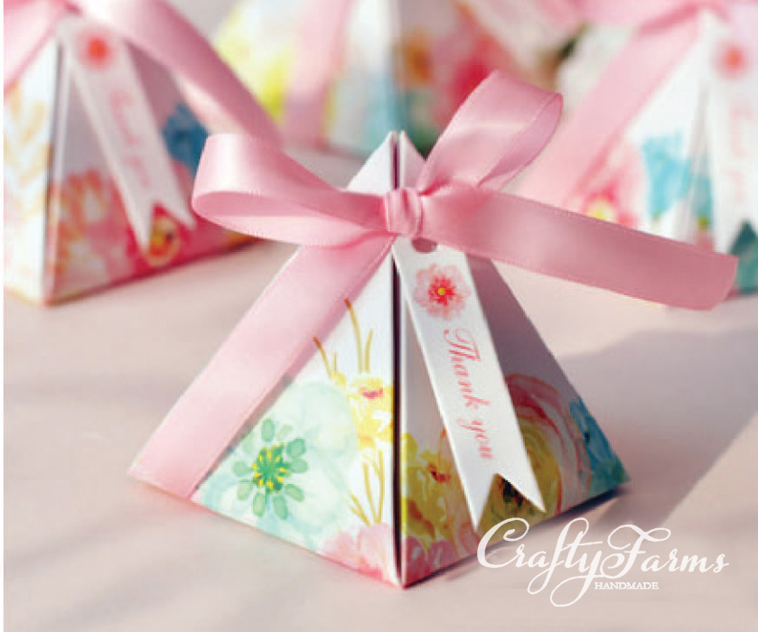 Wedding Card Malaysia Crafty Farms Handmade Floral Garden Themed