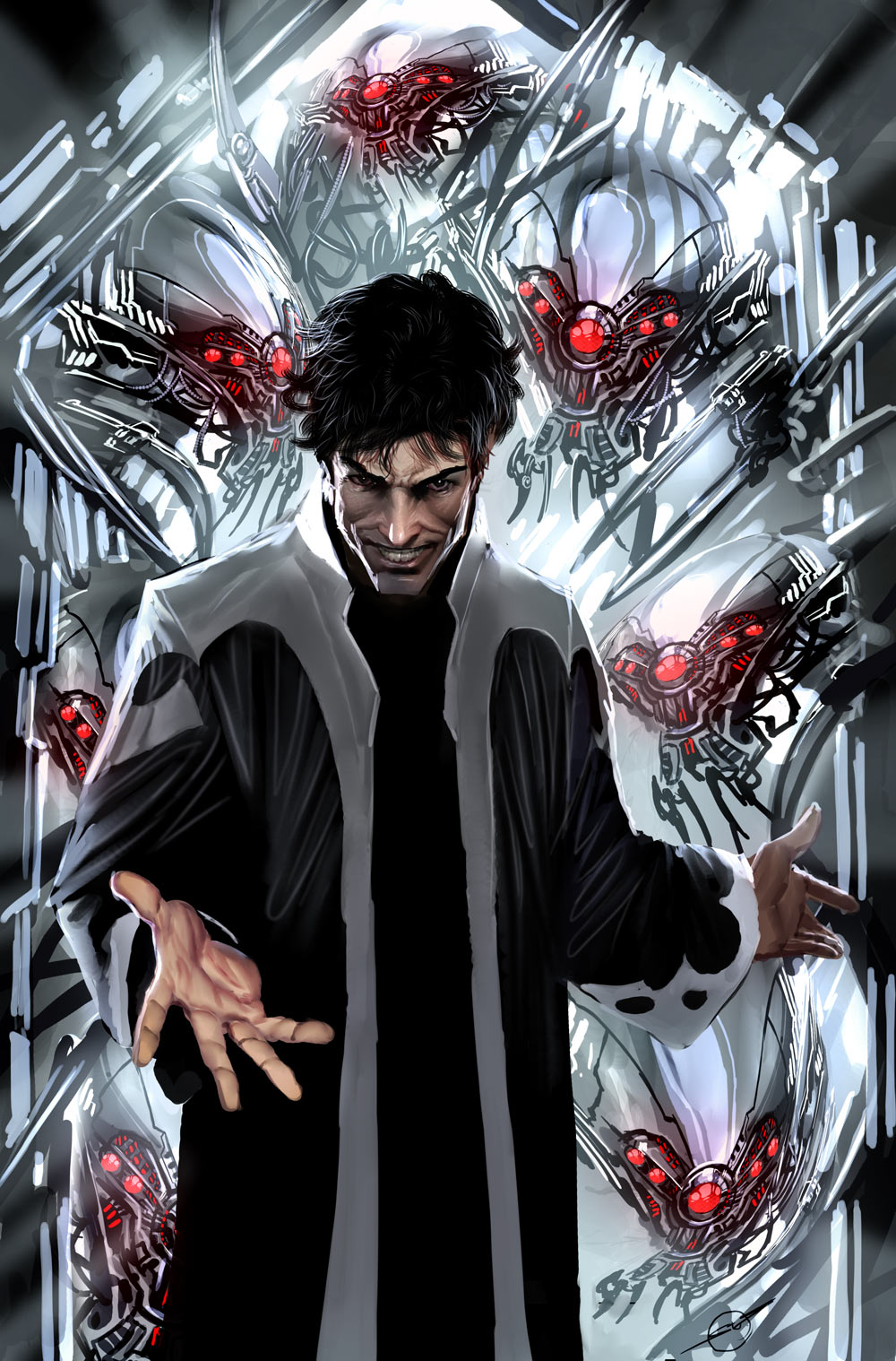 Game Of Thrones Ramsay Bolton Joins Marvel's Inhuman Royal Family AS Maximus The Mad