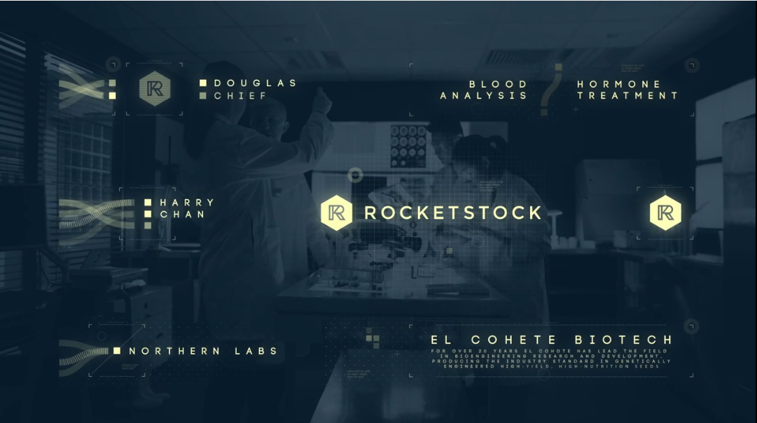 Rocketstock Equation - HiTech Lower Thirds Pack - Free