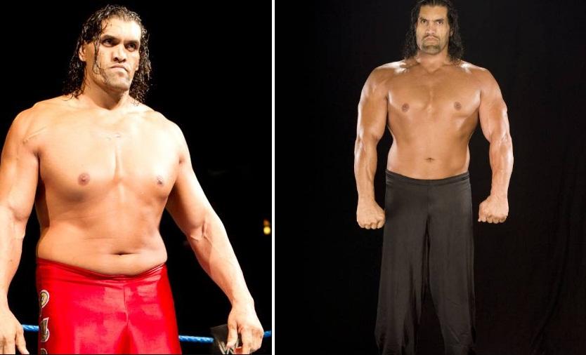 Largest Indian Wrestler in WWE 2017 Great Khali