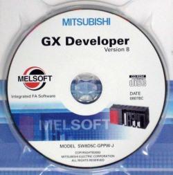 download plc mitsubishi gx developer