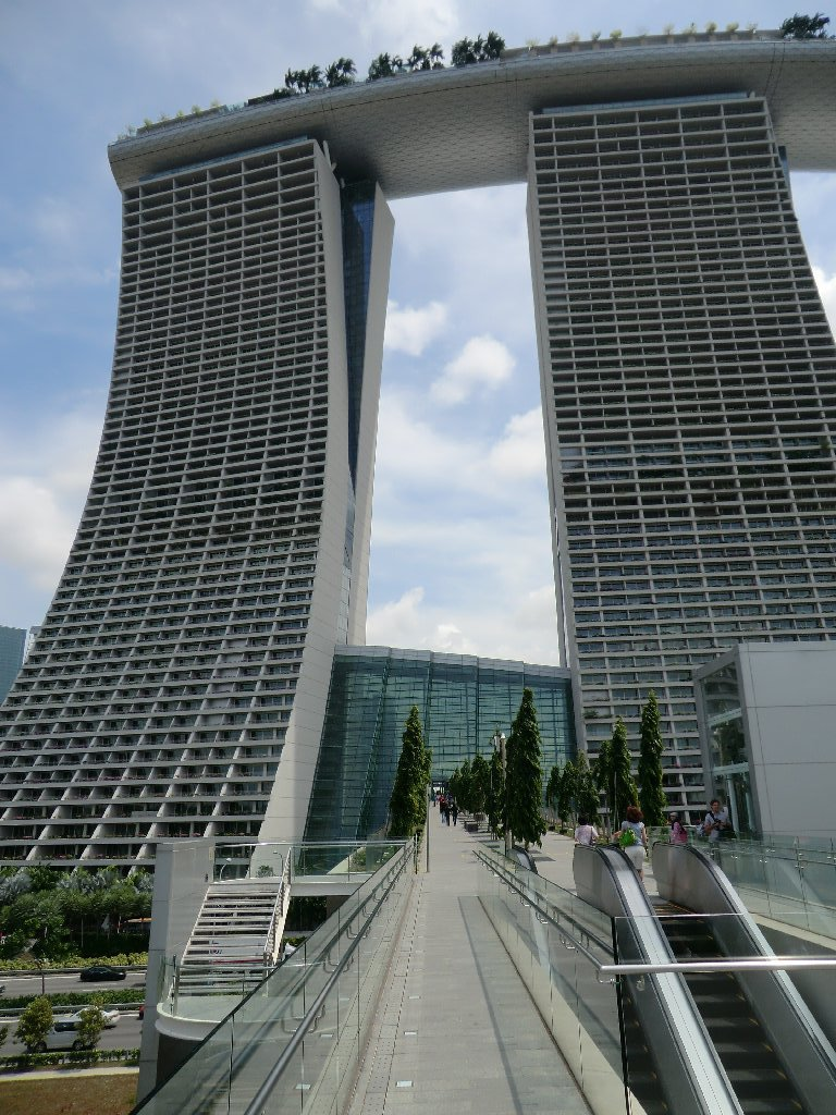 Singapore Walking Routes: Gardens By The Bay South And East