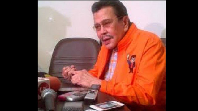 Former President Joseph Estrada Says the Philippines is Lucky to Have a President Like Duterte