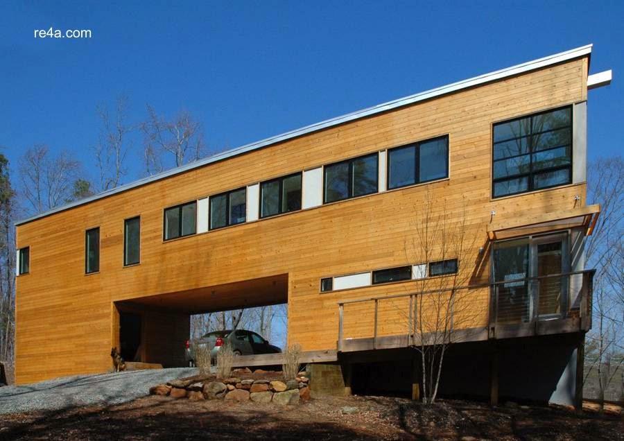 Casa prefabricada moderna premio Dwell 2003
