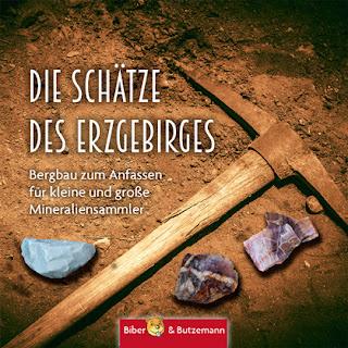 Cover von Carola Jürchott - Die Schätze des Erzgebirges
