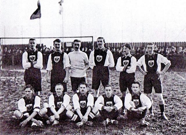 Selección de fútbol de Alemania 1910