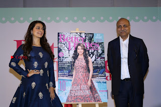 Bollywood Actress Juhi Chawla Launchs Better Homes 10th Anniversary Celetion Cover  0037.JPG