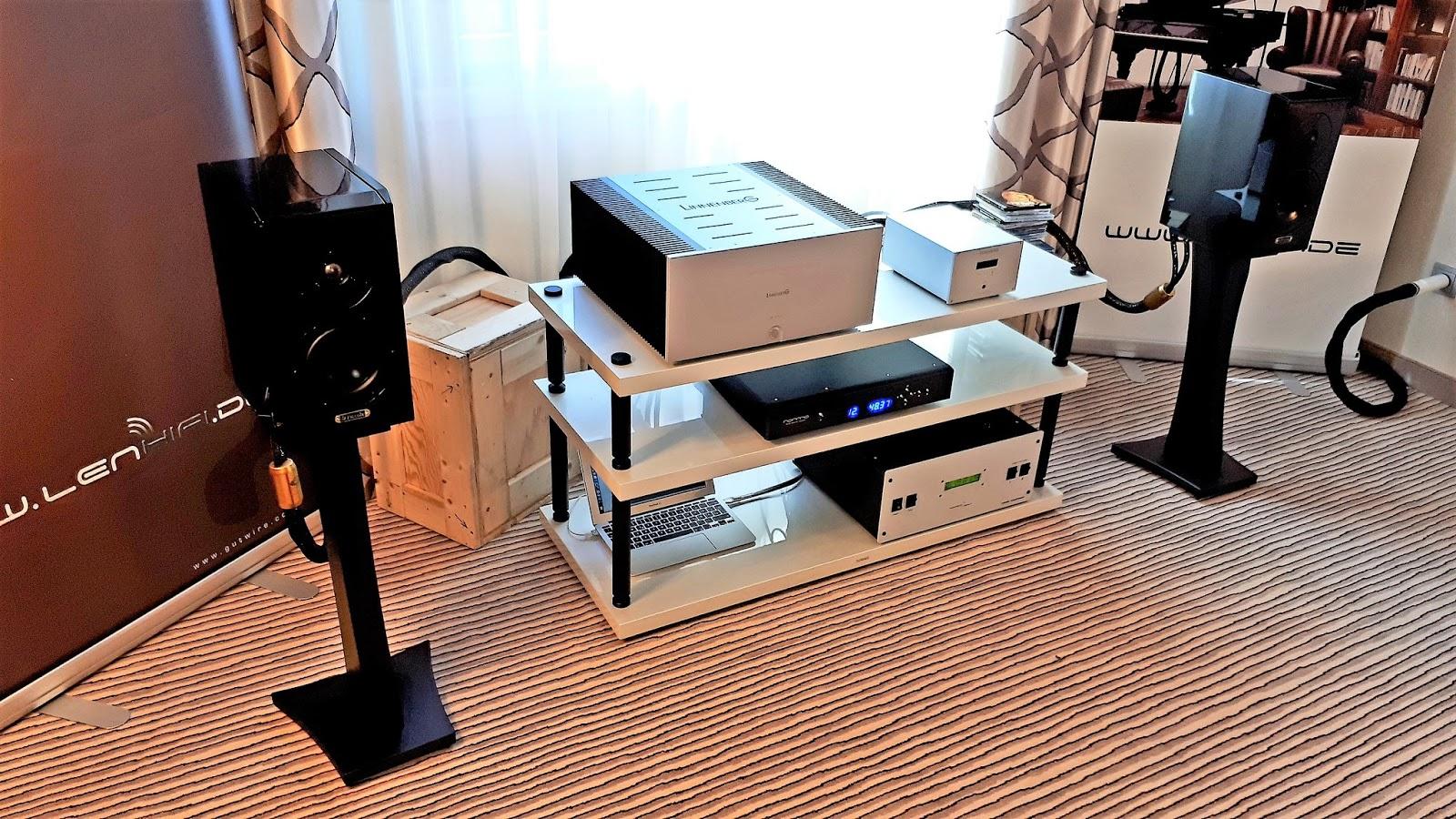 Wizard High-End Audio Blog: Linnenberg Audio Widor