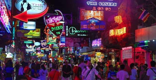 Most Beautiful Places in Thailand: Bangkok