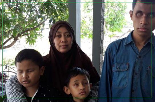 Ibu Ini Mendidik 3 Putranya yang Tuna Netra Menjadi Penghafal al-Qur'an, Begini Caranya