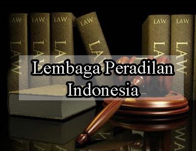 Macam Macam Lembaga Peradilan Indonesia  Macam Macam Lembaga Peradilan Indonesia (Umum, Agama, Militer dan Tata Bisnis Negara)