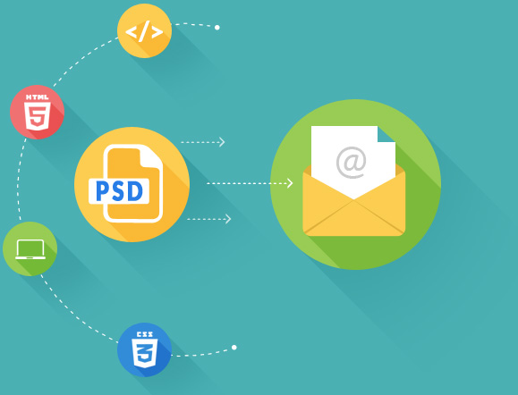 Why PSD to Email Design is a Such a Great Idea