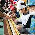 23メートル75センチの太巻き寿司