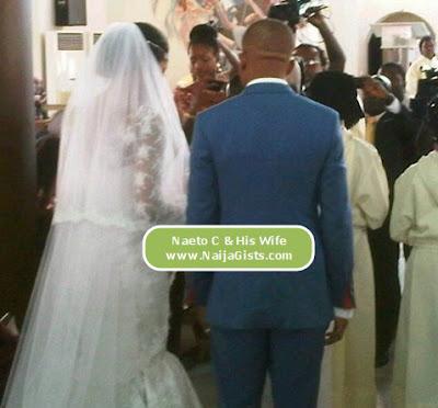 naeto c white wedding
