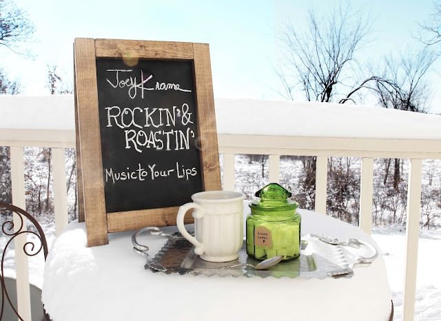 Rockin' & Roastin' Coffee Bliss-Ranch.com