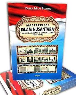 BUKU MASTERPIECE ISLAM NUSANTARA Toko Buku Aswaja Surabaya