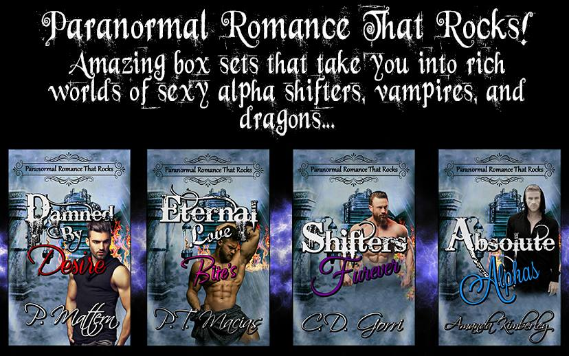 Em and M Books: Paranormal Romance That Rocks Box Sets - Pre