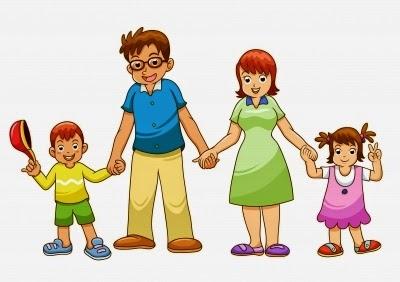 10 Gambar Kartun Keluarga Bahagia Gambar Top 10