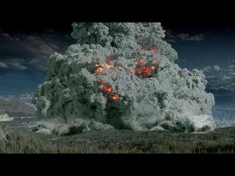 VULCANOLOGOS ADVIERTEN: Tenemos Que Prepararnos Para Una Potente Erupcion volcánica.