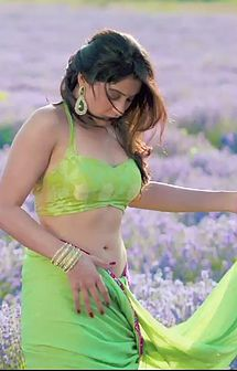 Telugu Actress Navel show