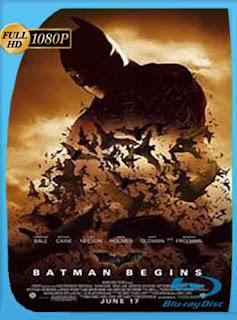 Batman: El Caballero de la Noche Inicia 2005 HD [1080p] Latino [Mega] dizonHD