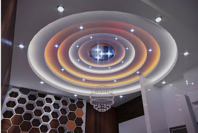 The best types of ceiling coverings for your interior 2019,Ceiling coating covering from plaster