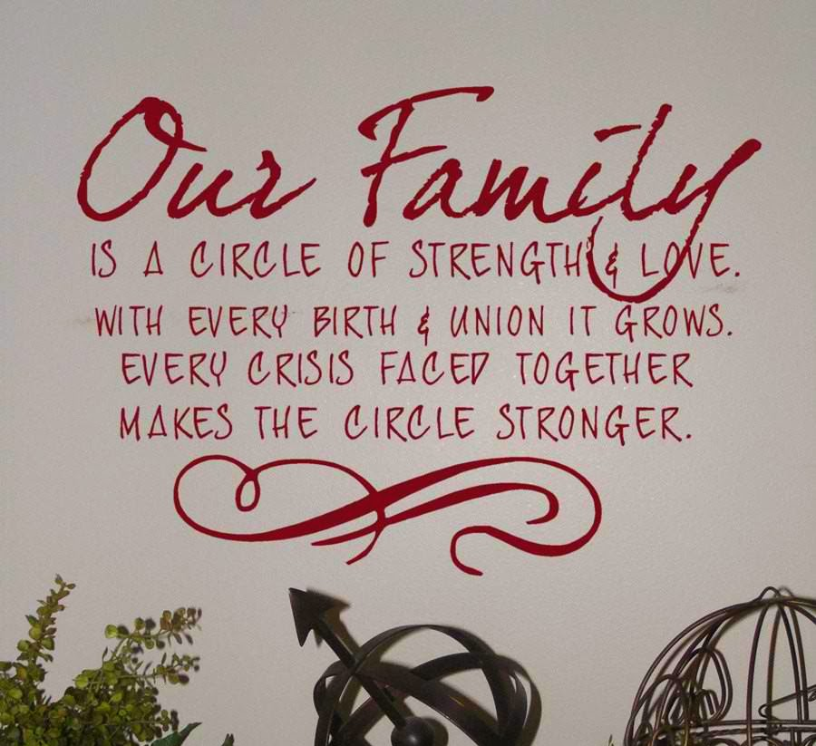 Family Quotes With Picture: The Importance Of Family Quotes From Bible. QuotesGram