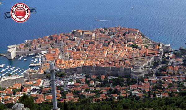 Dubrovnik - desde las alturas...
