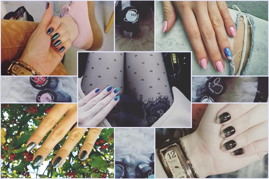 hybrydy, inspiracje, paznokcie, semilac, uroda