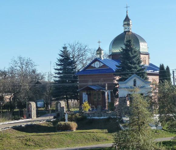 Поездки по Украине, Станков. Свято-Троицкая церковь