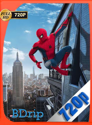 Spider-Man: De Regreso A Casa (2017) BDRip Latino HD 720p [GoogleDrive] DizonHD