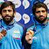 Bajrang Punia, Ravi Dahiya won bronze at World Wrestling Championships