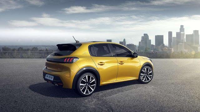 Peugeot 208: ahora también es eléctrico